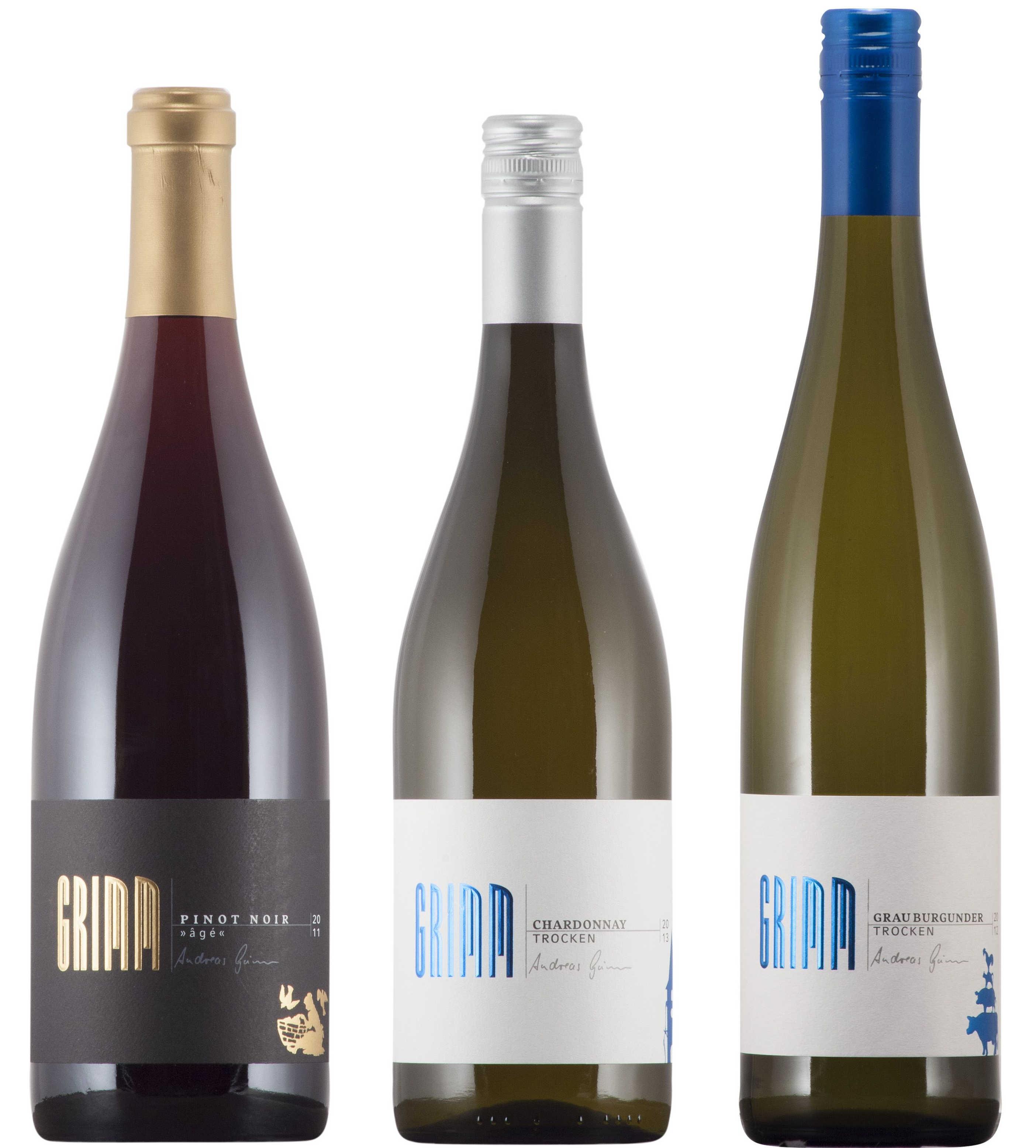 Grimm - märchenhafte Weine